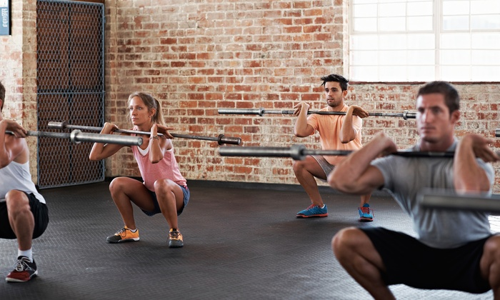 CrossFit Nassau - CrossFit Nassau: CrossFit Classes at CrossFit Nassau (Up to 81% Off). Three Options Available.