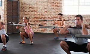 CrossFit Nassau: CrossFit Classes at CrossFit Nassau (Up to 81% Off). Three Options Available.