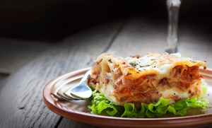 Open Kitchen: Italian Dinners at Open Kitchen (Up to 43%Off). Two Options Available.