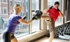 DefensiveFit - Downtown Elizabeth: 4 Weeks of Youth MMA Classes for Kids or Jeet Kune Do or Kickboxing for Adults at DefensiveFit (Up to 78% Off)
