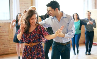 <strong>Dance</strong> Lessons or One-Week Membership at Arthur Murray <strong>Dance</strong> Studio (Up to 51% Off)