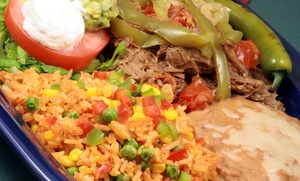 Rice N Beans: $12 for $20 Worth of Latin American Fusion Cuisine for Carry-Out at Rice N Beans