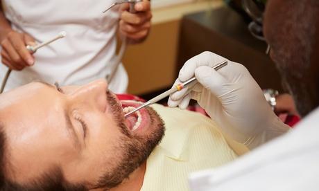 Sesión de limpieza bucal con diagnóstico, pulido y fluorización u opción a 1, 2 o 4 empastes desde 9,99 € en Be Yourself
