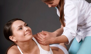 Rutherford Allied Medical Group: Massage with Chiropractic Exam and Optional Adjustment at Rutherford Allied Medical Group (Up to 89% Off)