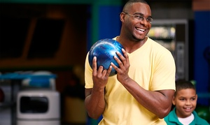 Glen Burnie Duckpin Bowling Center: Bowling for Two or Bowling and Pizza Package for Up to Six at Glen Burnie Duckpin Bowling Center (Up to 41% Off)