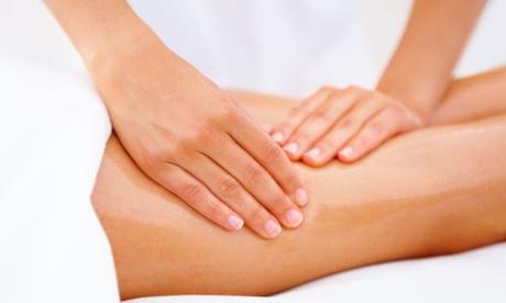 1, 3 o 5 sesiones de masaje a elegir entre tres modalidades desde 12,95 € en Peluquería y Estética Anita