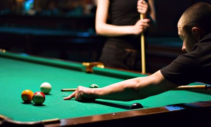 Up to 54%  Off Billiard Packages at Diamond Billiards