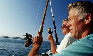 Fishing Tour Dubai: Fishing Trip For Eight People from AED 699 at Fishing Tour Dubai (Up to 59% Off)