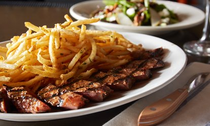 image for Steakhouse Food for Two or Four at Village Limits Supper Club (Up to 55% Off)