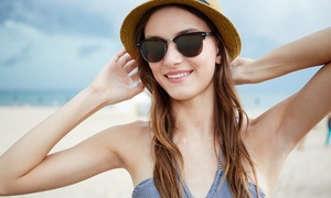 Spa Trouve: Six Laser Hair-Removal Sessions on a Small, Medium, or Large Area at Spa Trouve (Up to 67% Off)