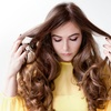 54% Off Root Touchup and Blow-Dry