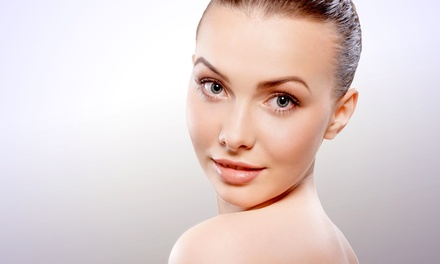 One or Three Nonsurgical Face-Lifts and One Facial at Vitality Works (Up to 66% Off)
