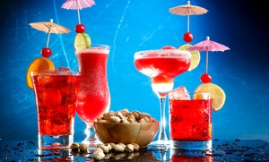 Daiquiri Express: Three Medium or Large Daiquiris at Daiquiri Express (Up to 42% Off)