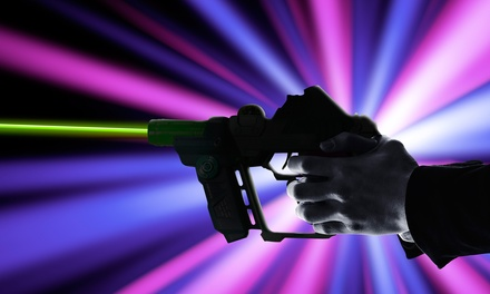 $95 for $190 Worth of Laser Tag — Lazer Warp