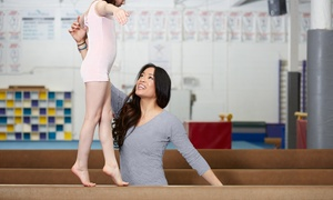 Georgia All-Star Gymnastics: Two Months of Weekly Gymnastics Classes for Kids Ages 2–18 at Georgia All-Star Gymnastics (Up to 46% Off)