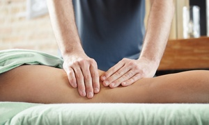My Head 2 Toe: $39 for a Full-Body Massage Package with Organic Massage Oil and Milk Salt Footbath ($70 Value)