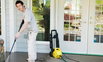 Up to 50% Off on Pressure Washing at Maids To Serve
