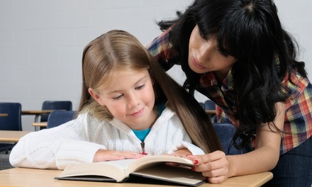 Reading or Math Tutoring at Reading Innovations Center (51% Off). Two Options Available.