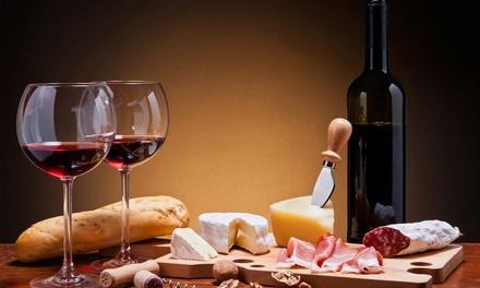 Degustazione di vini con tagliere per 2 o 4 persone al Don Tannino Bistrot Milano (sconto fino a 71%)