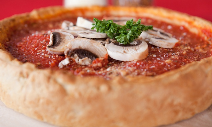 Best Tours (Chicago) - Best Tours (Chicago): Pizza Tour of Chicago for One, Two, or Four from Best Tours (Up to 60% Off)