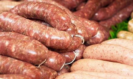 C$28 for C$50 Worth of BBQ Sausage at Rocky's Sausage Haus