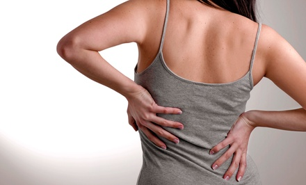 $47 for Three Spinal Decompression Sessions and Consultation at Pain Relief Institute ($405 Value)