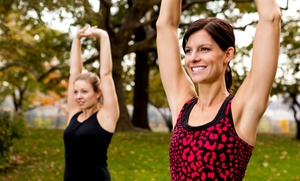 Fitness Bootcamp: One Month of Unlimited Boot-Camp Classes at Fitness Bootcamp (78% Off). Three Options Available.