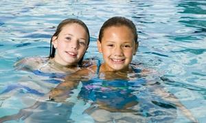 Daki Swim School: 3 Group Competitive Swim Lessons for One or Two Children at Daki Swim School (Up to 82% Off)