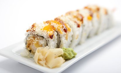 $12 for $25 worth of Japanese Cuisine for Dinner Sunday - Friday at Saga Hibachi Steakhouse & Sushi Bar