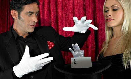 Entrada para espectáculo de magia de la Biblioteca Mágica para una o dos personas desde 4,90 €