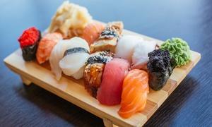 Matsugawa Sushi: Japanese Food for Two or Four at Matsugawa Sushi (Up to 42% Off)
