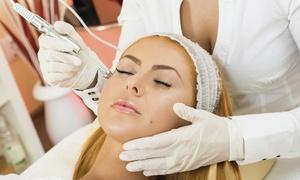 Novijani Kosmetik Institut: 1x od. 2x 40 Min. Diamant-Mikrodermabrasion inkl. Ampulle oder Serum im Novijani Kosmetik Institut (bis zu 63% sparen*)