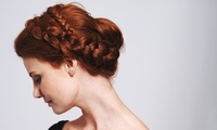 Braid($25) or Upstyle Design($45), Extra $40 for Style Cut or Regrowth($59) at Luppinos Organic Hair (Up to $169 Value)
