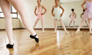 York Ballet LLC: One or Two Months of Adult or Mommy & Me Ballet Classes at York Ballet (Up to 57% Off)