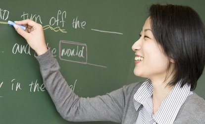 image for 160-Hour Accredited TEFL Online Course Including 40-Hour Teach English Online Course from TEFL Fullcircle (75% Off)