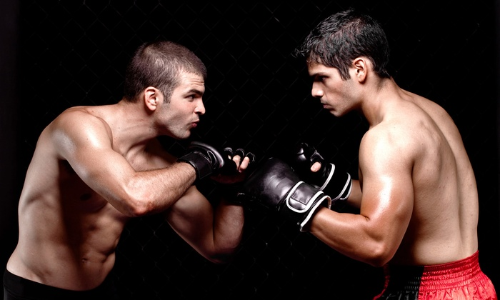 Duel for Domination - Arizona Event Center: Duel for Domination MMA Event for Two or Four at Arizona Event Center (Up to 56% Off)