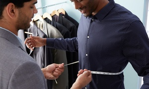Up to 66% Off Men's Custom-Made Clothing at Custom Men