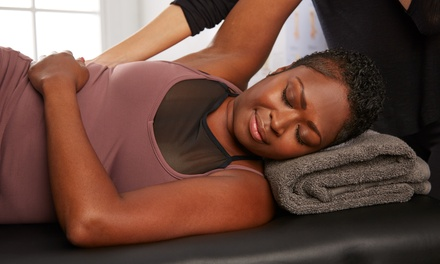Half or FullBody Sports Massage with Consultation at Studio Red *