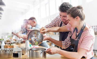 Up to 31% Off Cooking Class at Foodology