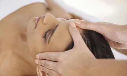 Indian Head or Full Body Massage at Hibiscus Beauty