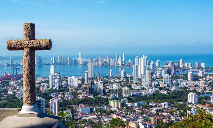 7-Day Colombia Vacation with Airfare from Pacific Holidays