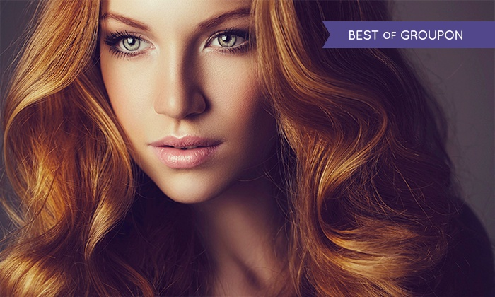Live True London - Multiple Locations: Wash, Cut and Blow-Dry with Pureology or Redken Treatment at Live True London, Seven Locations (73% Off)