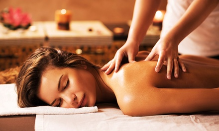 $45 for One-Hour Relaxation Massage at Brown Sugar Babe Tanning Salon (Up to $75 Value)