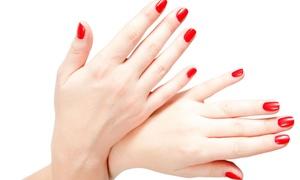 Nails by Darlene at Sharp Cuts: Full Set of Acrylic Nails or Acrylic Fills at Nails by Darlene in Sharp Cuts (50% Off)