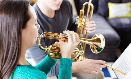 4, 8 o 12 lezioni di canto o strumento musicale come chitarra, batteria o basso con AtStudio Sulmona (sconto fino a 87%)