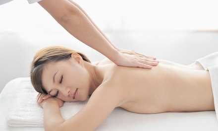 One 60-Minute Massage and Stress-and-Muscle Evaluation at Massage Advantage (69% Off)