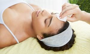 Kosmetik Harmonie: Wellness-Gesichtsbehandlung oder Gesichtsbehandlung mit Mikrodermabrasion bei Kosmetik Harmonie (bis zu 76% sparen*)