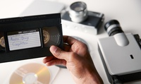 Video Tape to DVD Transfer for Up to 10 Tapes from DigiScan (Up to 58% Off)