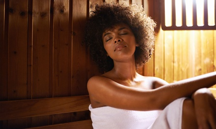 Infrared Therapy Session with Sauna and Thermal Bed (Up to 50% Off). Three Options Available.