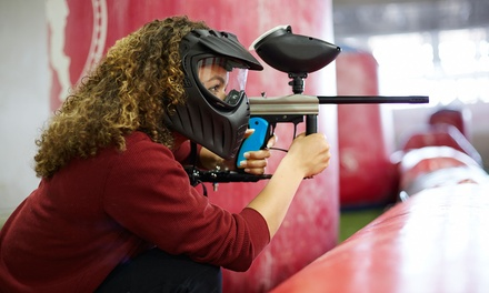 Karting or Paintball Experience, or Both for One or Two at Al Forsan International Sports Resort (Up to 59% Off)
